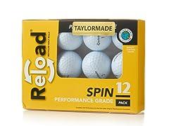Taylormade Burner Mix 12-Pack