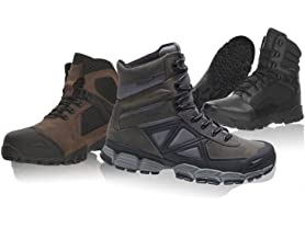 Bates Military, Tactical, Security and Uniform Boots