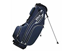 Wilson Lite Carry Golf Bag - Blue