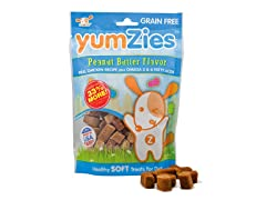 YumZies Regular Peanut Butter 8oz