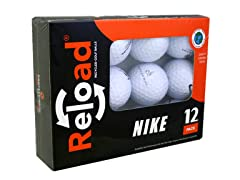 12-Pack Recycled Nike Golf Balls