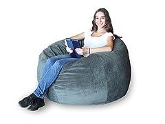 Big Sack Paramour - Bucket Grey Flannel