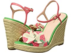 Kate Spade New York Women's Janae Wedge Sandal