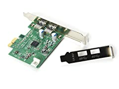 USB 3.0 PCI Express Card Adapter