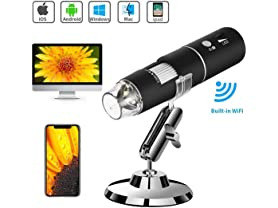 Swisstek HD Wifi Digital Microscope