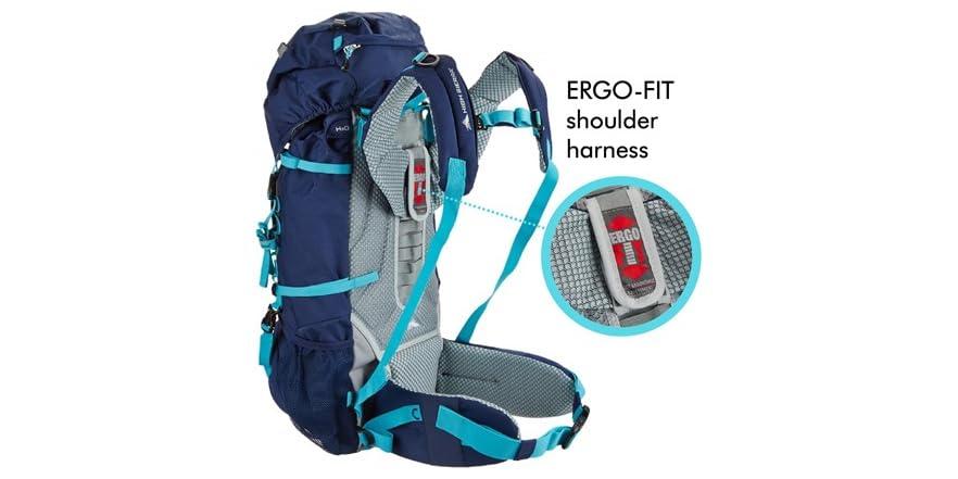 High Sierra Women S Explorer 50l Top Load Internal Frame