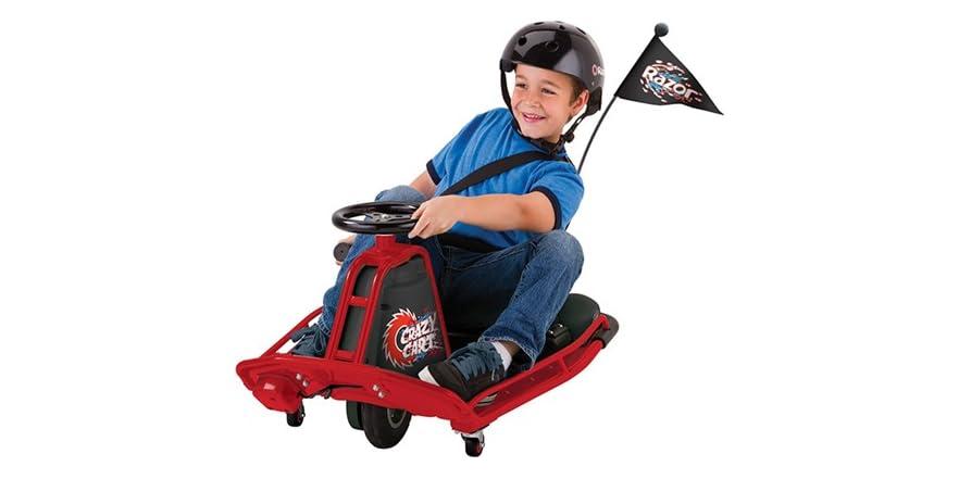 Amazon Crazy Cart Video