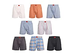 Daresay Soft Classic Woven Boxers 6-Pk