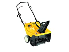 "Cub Cadet 123CC 21"" Gas Snow Thrower"