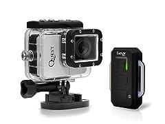 1080p GearPro Quest Wi-Fi Cam (Silver)