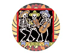 The Band Coasters- Set of 4