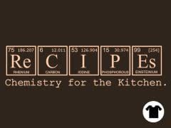 Chemistry for the Kitchen