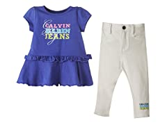 2 Pc Legging Set (2T-4T)
