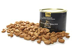 Artisan Peppercorn Cashews 18oz Tin