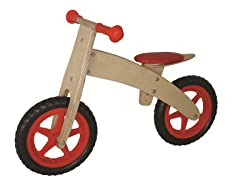 Go Go Wooden Balance Bike