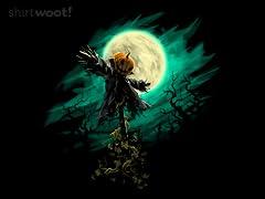 Haunted Scarecrow