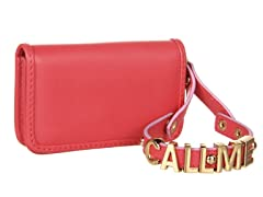 BCBG Juliana Iphone Wristlet, Pink