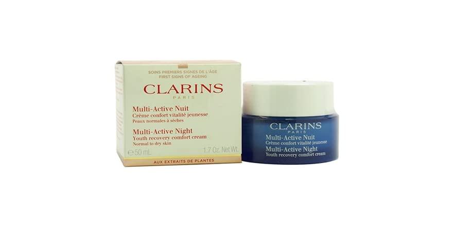 clarins multi active day cream