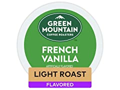 Green Mountain French Vanilla K-Cup, 72 Count