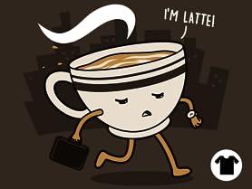 I'm Latte!