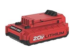 20V MAX 2.0A Li-Ion Battery