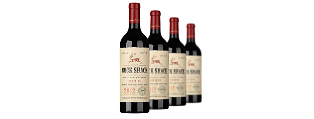 Buck Shack Proprietary Red Wine Blend (4)