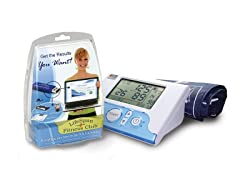 LifeSpan USB Blood Pressure Monitor
