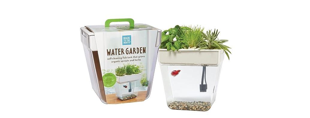 Water Garden Self-Cleaning Fish Tank