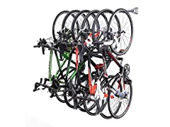 6-Bike Monkey Bars Bike Storage Rack