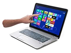"HP ENVY 17.3"" Full-HD i7 Touch Laptop"