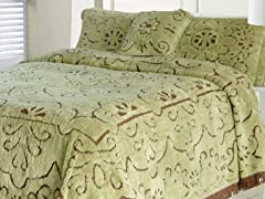 Jessica Bedspread - Full - 3 Colors