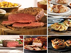 Omaha Steaks Holiday Roast Package