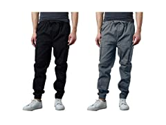 Men's Active Stretch Twill Cargo Jogger