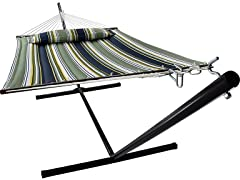 Hammock with Detachable Pillow