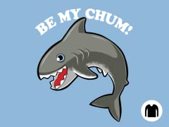 Be My Chum LS Tee