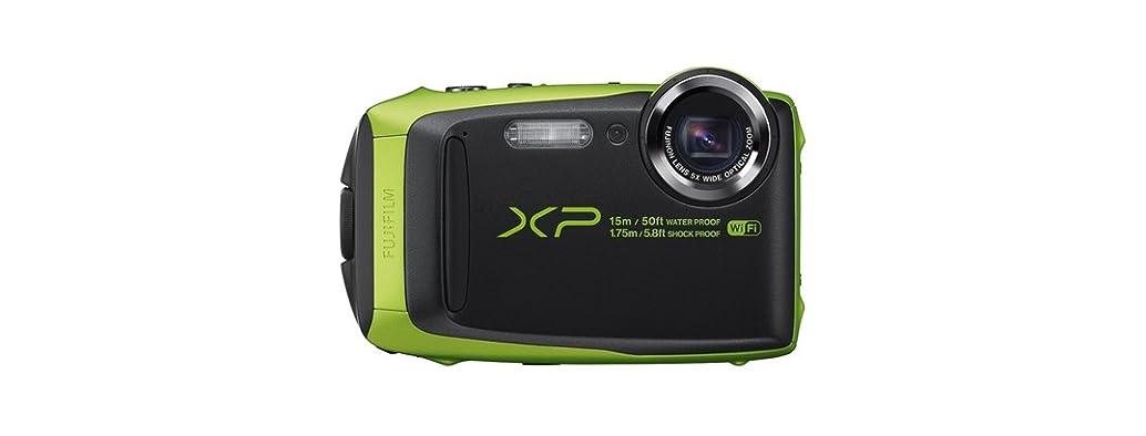 Fujifilm XP90 16.4MP Waterproof Digital Camera