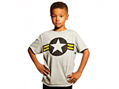 Air Strike Tee (Sizes 2T-7)
