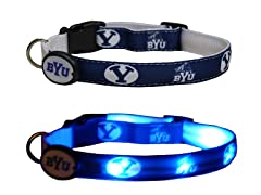 Brigham Young University LED Collar - L