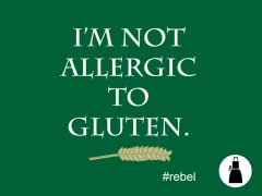 Gluten Rebel Apron