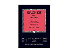 Arches Cold Pressed Oil Pad 12 Sheet