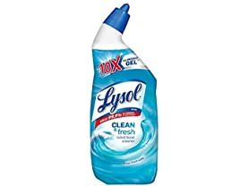 Lysol Power & Fresh Toilet Bowl Cleaner