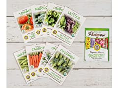 Veggie Seed Kit - 8 Varieties of Seed