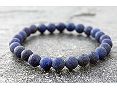 Yeidid Men's Genuine Stretch Bracelet