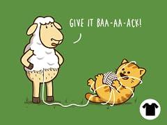 Give it baaack!