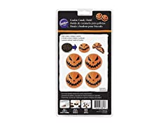 Jack-o'-Lantern Halloween Cookie Mold