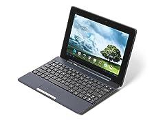 """Asus 10.1"""" 32GB Tablet & Keyboard Dock"""