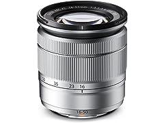 Fujifilm XC 16-50mm F3.5-5.6 OIS Zoom Camera Lens - Silver