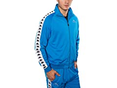 Anniston Track Jacket - Italian Blue
