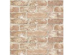 Old Town Brick Peel & Stick Wallpaper