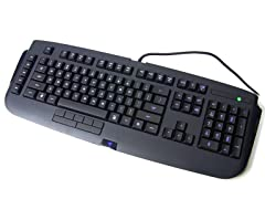 Anansi MMO Gaming Keyboard